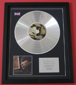 USHER - Confessions CD / PLATINUM LP Disc